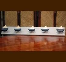 手作りマリンインテリア 小物用ハンガー ヨット