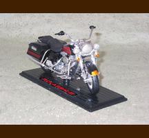 クラシックモーターサイクルハーレーモデル 黒